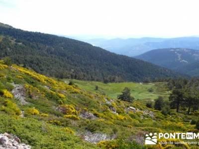 Ruta senderismo Peñalara - Parque Natural de Peñalara - Valle de El Paular; viajes turismo activo